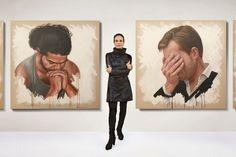 Ans Markus expositie 'Als ik jou was…' in Museum van der Togt