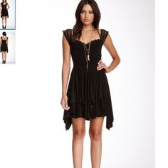 Nwt Free People dress No trades No flaws brand new bust is 15 Free People Dresses