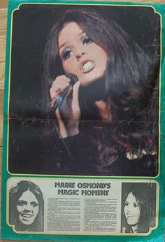 Marie Osmond - osmond pictures 158 - Osmondheaven Photo Gallery - My Personal Collection of Osmond Memorabilia
