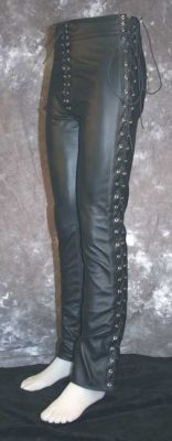 ... I _so_ want to see these on my guy... Pants Sidelace Mens