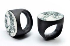 Luca Tripaldi - porcelain jewelry