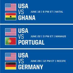 World Cup 2014, Brazil