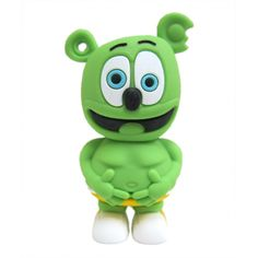 Gummibär USB Flash Drive | Gummy Bear Gift Ideas