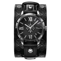 "Men's Watch ""REBEL ICON"" from the Rebel at heart collection in the THOMAS SABO online store"