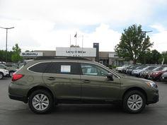 2015 Subaru Outback 2.5i Premium. // #boise #subaru #lhmsubaru