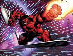 #Red #Hulk #Fan #Art.  Hulk Vol.1 #12 Page 11 Picture) By: Ed McGuinness. (THE * 5 * STÅR * ÅWARD * OF: * AW YEAH, IT'S MAJOR ÅWESOMENESS!!!™)[THANK U 4 PINNING!!!<·><]<©>ÅÅÅ+(OB4E)