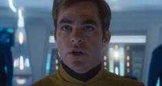 Star Trek Beyond Chris Pine