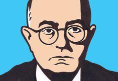 """Dal repertorio, Liberalismo e definizione  'Sottrarsi alle prescrizioni'  """"La libertà non sta nello scegliere tra il bianco e il nero, ma nel sottrarsi a questa scelta prescritta""""   T. Adorno (1903-1969) Minima Moralia"""