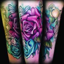 colourful tattoos - Google Search