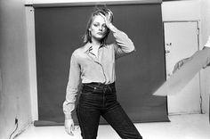 Maravillosos retratos de celebridades en blanco y negro