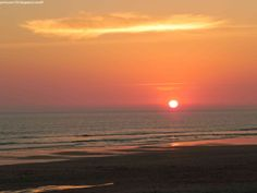 Sonnenuntergang in Andalusien