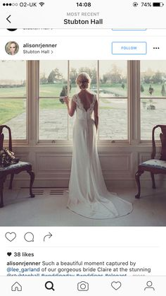 Beautiful Moments, Garland, In This Moment, Bride, Wedding Dresses, Fashion, Wedding Bride, Bride Dresses, Moda
