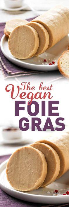 The Best Vegan Foie Gras