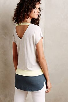Basic Tees, Tank Tops & Casual Shirts for Women | Anthropologie