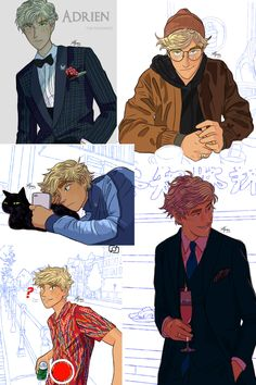 "kriyonce: "" the sunshine boy (surprise under cut) A: Nino, what're you doing dude? N: documenting the one time you wear something that ISN'T by your pops "" Ladybug Pv, Ladybug And Cat Noir, Lady Bug, Marinette Et Adrien, Miraculous Ladybug Fan Art, Ladybug Comics, Arte Disney, Bugaboo, Funny Comics"