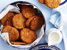 Whipping up a batch of Anzac biscuits? Give this recipe a go - it's one of our favourites.