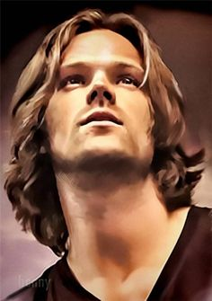 Jared Padalecki -419286011 by pompei77 on deviantART