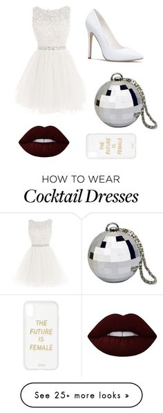 """""""Lol got bored"""" by emmamarais on Polyvore featuring Lime Crime and Sonix"""