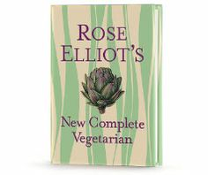 Buy Rose Elliot's New Complete Vegetarian by Rose Elliot at Mighty Ape NZ. Britain's foremost vegetarian cook and bestselling author, Rose Elliot, offers over 1000 simple and delicious recipes in this fully updated and beauti. Artichoke Soup, Pasta Puttanesca, Vegetarian Cookbook, Cold Desserts, Cookery Books, Buy Roses, Wild Mushrooms, Root Vegetables, New Flavour