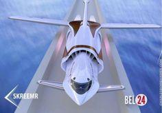 Новый сверхзвуковой самолёт сможет пересечь Атлантику менее чем за час.. Насколько быстро самолёты должны пересекать атлантический океан? Когда Чарльз линдберг впервые сделал это в 1927 году, ему понадобилось 33 часа 30 минут и 29, 8 секунды. Прямые полёты больших реа