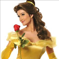 Holly Madison as Belle <3