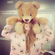 Pajamas and teddy bears