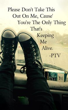 Pierce The Veil-Bulls In The Bronx<< my favorite lyrics. Ptv Lyrics, Pierce The Veil Lyrics, Song Lyric Quotes, Pierce The Veil Quotes, Sirens Lyrics, Music Lyrics Art, Emo Bands, Music Bands, Tony Perry
