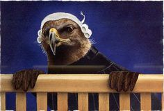 Will Bullas - LEGAL EAGLES -  LIMITED EDITION PRINT Published by the Greenwich Workshop