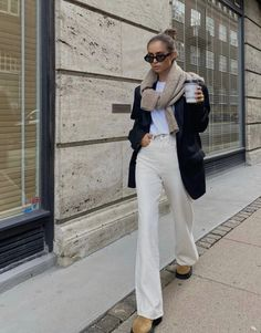 Sporty Chic Style, Casual Chic, Trendy Outfits, Fashion Outfits, Simple Outfits, Fashion Ideas, Denmark Fashion, Zara Fashion, Mode Style