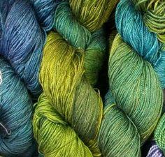 Handmaiden Sea Silk Yarn