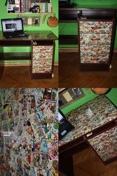 comicbook desk
