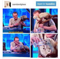 Sean Lock https://www.buzzfeed.com/remeepatel/times-sean-lock-was-just-the-funniest-man-in-britain?utm_term=.bnvBa2JZWq