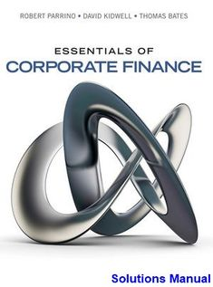 Intermediate accounting 8th edition spiceland solutions manual free essentials of corporate finance 1st edition parrino solutions manual test bank solutions manual fandeluxe Gallery