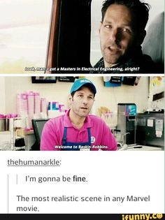 """Then Basken Robins finds out cause """"Basken Robins always finds out..."""""""