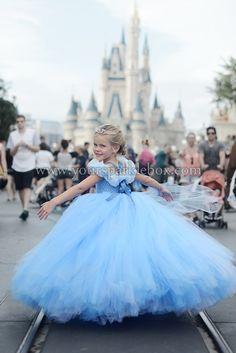 Cinderella Costume by YourSparkleBox