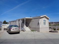 Blue Valley Estates mobile home park located in Boise, ID. All-Ages community mobile homes for sale. Mobile Home Parks, Mobile Homes For Sale, Baked Mussels, Experiment, Recreational Vehicles, Blue, Camper, Campers, Single Wide