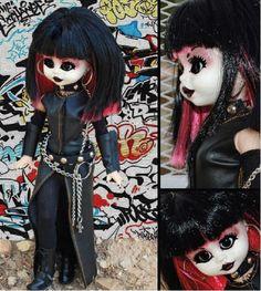 #Gothic doll Wilemina