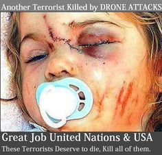 """How many Innocent men, women and children are going to be murdered by the Israeli's?????? This baby's death is on our """"the Americans"""" hands...do some research...ifamericaknew.com"""