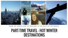 No one likes being cold!! So we joined a group of other like minded bloggers to recommend our best winter destinations to escape the chill! Find out what ours was here:  http://www.thiscouldleadtoanywhere.com/2015/12/20/part-time-travel-hot-winter-destinations/