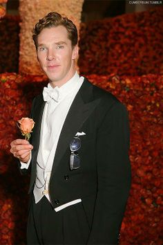 Ben with a rose... Your argument is invalid