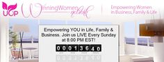 You're invited to TONIGHT's Winning Women Network Google Hangout Sunday, April 6, 2014, 8PM/EST (5PM/EST) - If you missed last weeks amazing attendees, here's a recap of one of our disabled members who finally makes enough money using the DS Domination program for Ebay, to pay for her caregiver. http://eepurl.com/R1vWj #training #personaldevelopment #womenissues
