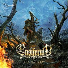 Ensiferum - One Man Army (2015) [Limited Edition]  Viking/Folk Metal band from Finland  #Ensiferum #VikingMetal #FolkMetal