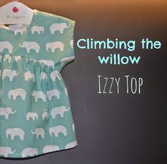 Tag für Ideen: Free Pattern: Izzy Top