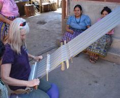 Educational Weaving Tour to Guatemala July 2014 Loom Weaving, Back Strap, Beach Mat, Outdoor Blanket, Crochet, Education, Diy, Learning, Sewing