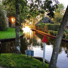 Giethoorn, Holland -
