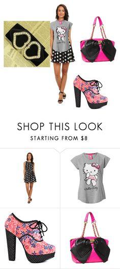 one dress many ways Gabriella Rocha, Fashion Women, Women's Fashion, White Floral Dress, Iron Fist, Betsey Johnson, Hello Kitty, Women's Clothing, Clothes For Women