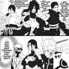 Kakashi, Naruto Sasuke Sakura, Naruto Uzumaki Shippuden, Naruto Cute, Naruto And Sasuke Funny, Madara And Hashirama, Comic Naruto, Naruto Clans, Images Kawaii