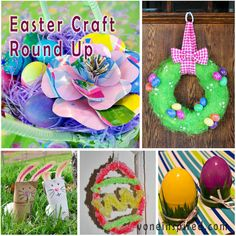 EASTER CRAFT ROUND UP from Vone Inspired