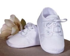 These lace up, Oxford Styled soft bottom shoes are constructed of matte satin; Infant Boys Sizes from Newborn to 9 Months. Semi Casual Dresses, Kids Dress Shoes, Boy Baptism Outfit, Matte Satin, Baby Boys, Adidas Sneakers, Infant, Oxford Shoes, Lace Up