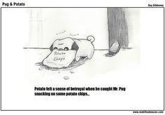 pug & potato